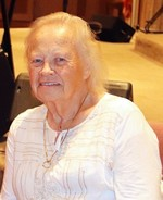 Edna Marie Lampley  Reed