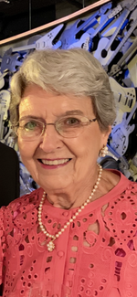 "Margaret Ann ""Peggy"" Hatcher  Crockett"